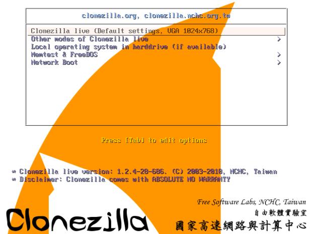 clonezilla 2.4.9