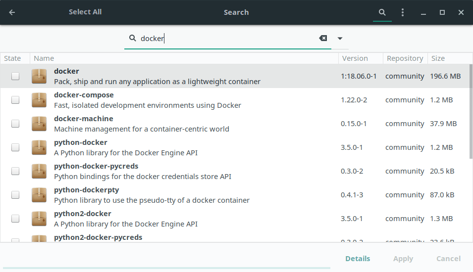 How to Install Docker on Manjaro 18 0 - Tutorial and Full Version