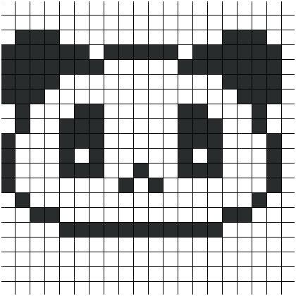 Pixel Art A Imprimer Pokemon Gamboahinestrosa