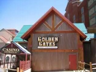 Golden Gates Poker Parlour in Blackhawk, Colorado