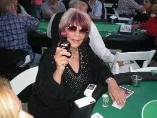 Barbara Enright has won 3 WSOP bracelets