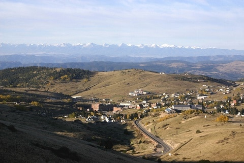 There are 9 casinos in Cripple Creek, Colorado
