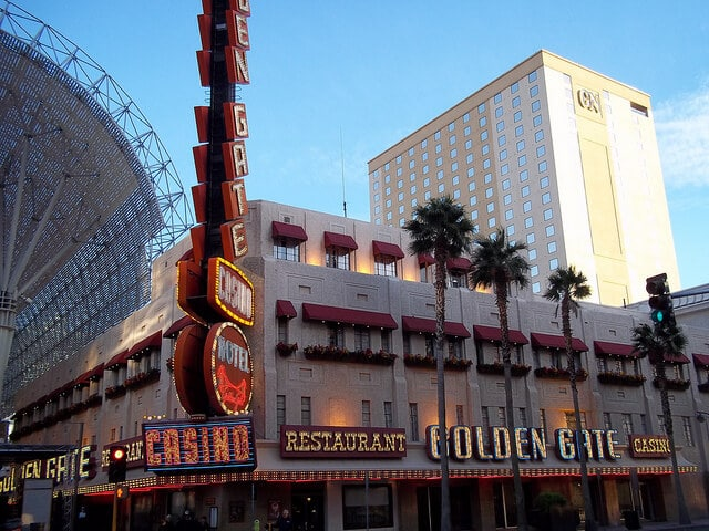 The Golden Gate Casino is just one piece in Derek Stevens' empire