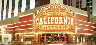 The California Hotel & Casino is one of 11 downtown