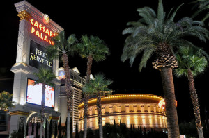 The flagship in the Caesars Entertainment empire