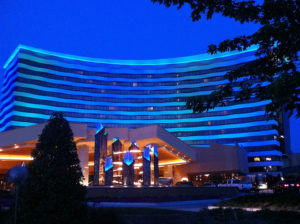 The Choctaw Casino Resort is the 2nd closest Casino to Dallas