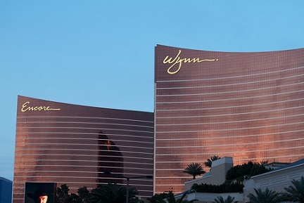 The Wynn & Encore combined make for the largest casino in Las Vegas