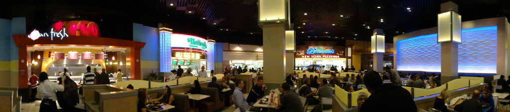 Mgm Grand Food Court Pizza