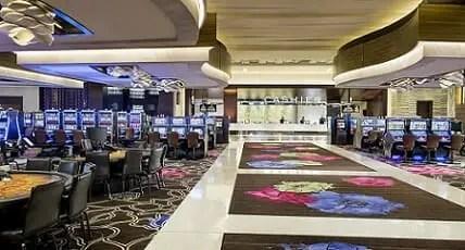 Inside the Graton Resort & Casino