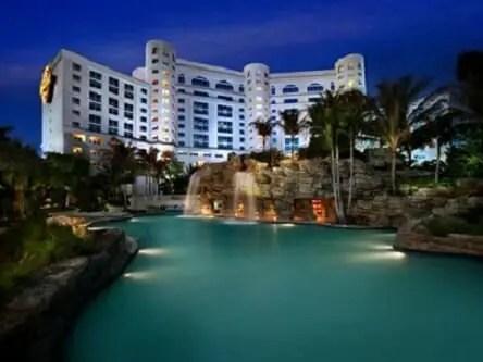 The Seminole Hard Rock Casino near Miami