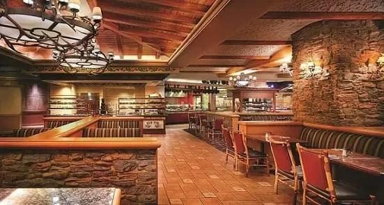 The Centennial Buffet at the Ameristar Casino in Black Hawk