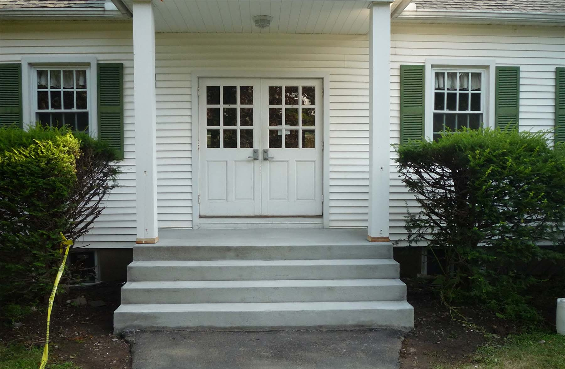 Front Steps Contractor Nj Top Local Mason Concrete Steps | Home Front Steps Design | House | Main Door Step | Unusual | Front House Terrace | Rounded