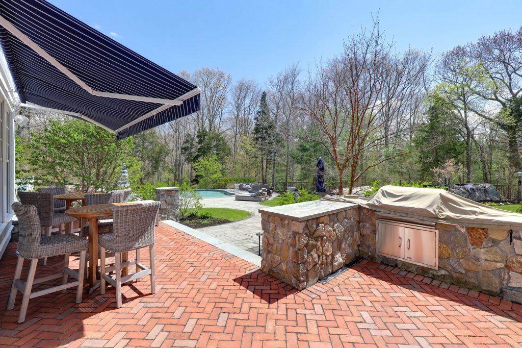 red brick patio ideas diy paver
