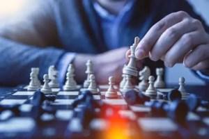 Le jeu d'échecs, le roi des jeux de logique
