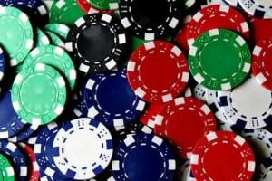 Baisse de trafic pour les jeux de poker en ligne