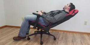 Un fauteuil gaming pour tenir son dos