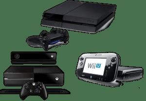 Les différentes consoles qui existent sur le marché aujourd'hui