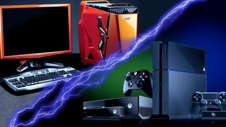 J'achète quoi : PC Gamer ou Console ?