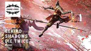 Configuration de PC Gamer pour Sekiro Shadows Die Twice