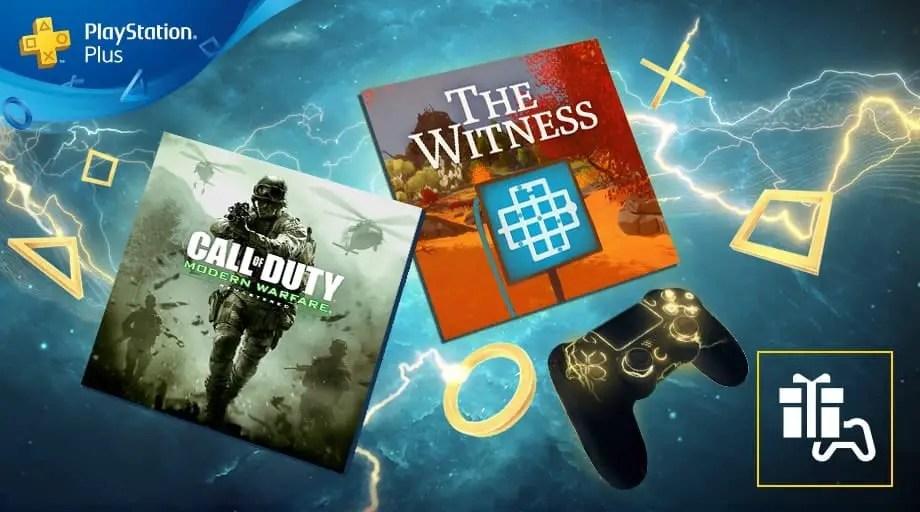 PS plus Mars 2019: Les jeux gratuits de ce mois-ci