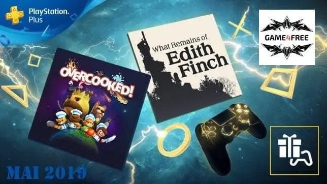 Voici les jeux PS4 offerts au mois de mai 2019 sur le PS Plus !