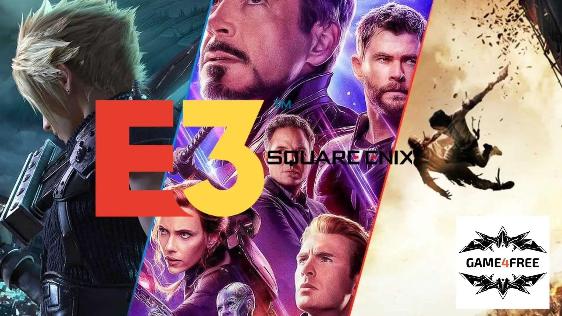 E3 2019 : Quand aura lieu la conférence de presse E3 2019 de Square Enix ?
