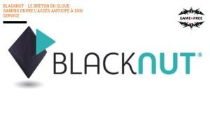 Blacknut – Le Breton du Cloud Gaming ouvre l'accès anticipé à son service