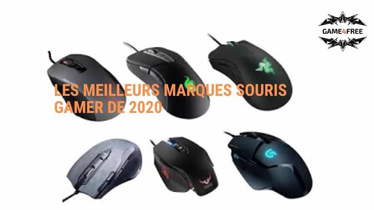 Les meilleurs marques souris gamer de 2020