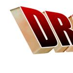 ドラクエ風ロゴ