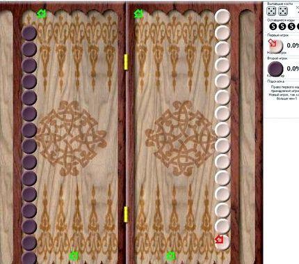 Играть нарды длинные бесплатно без регистрации на Game Mini
