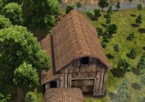 Banished倉庫