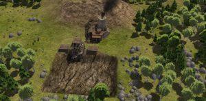 Banished 鉱山と砕石場