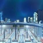 【Cities:skylines攻略ブログ】 公共の交通機関の乗り換えの検証