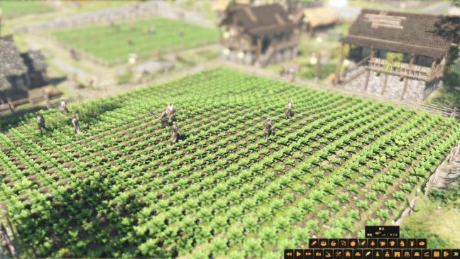 Forest Village Expansion21 1024x576 - 【 Life is Feudal: Forest Village 攻略ブログ】 効率の良い食料確保の方法