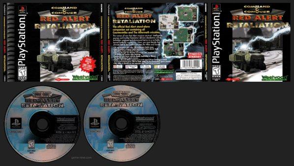 Command & Conquer Red Alert Retaliation Release