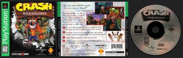 Crash Bandicoot Greatest Hits Release