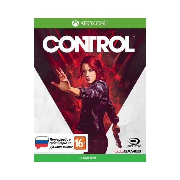 Control Xbox ONE русские субтитры CONTROLXO - купить с ...