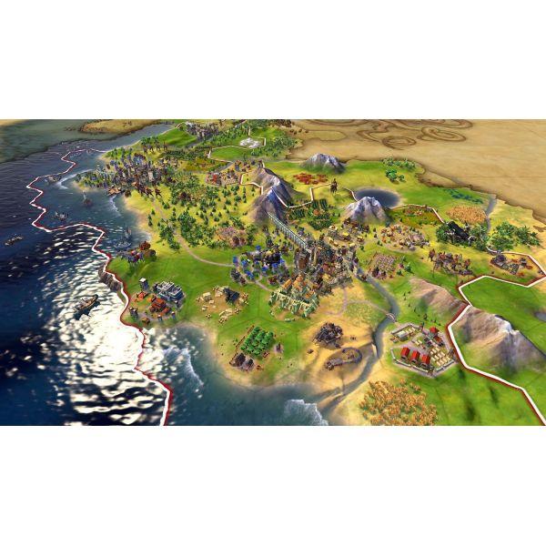 Civilization VI PS4 Б/У - купить с доставкой по Украине ...