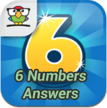 6 Numbers Answers