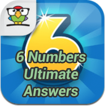 6 Numbers Ultimate Answers