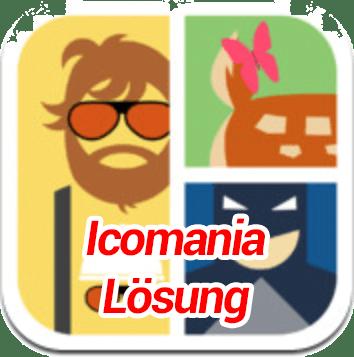 Icomania Lösung
