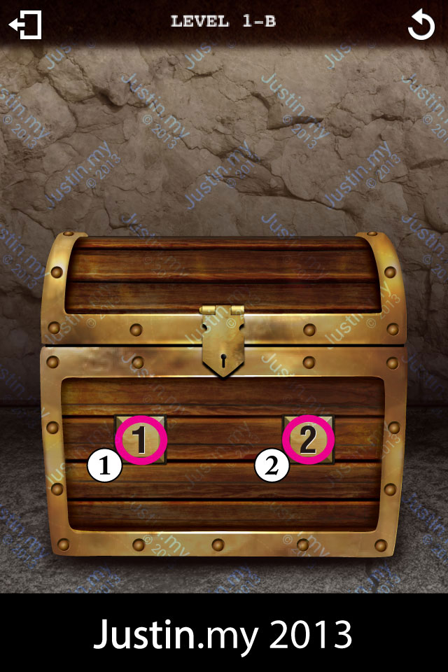 Treasure Box 2 Level 1-B