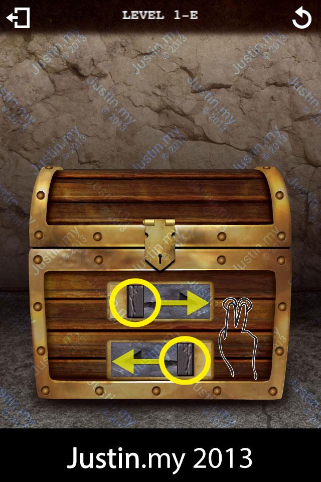 Treasure Box 2 Level 1-E