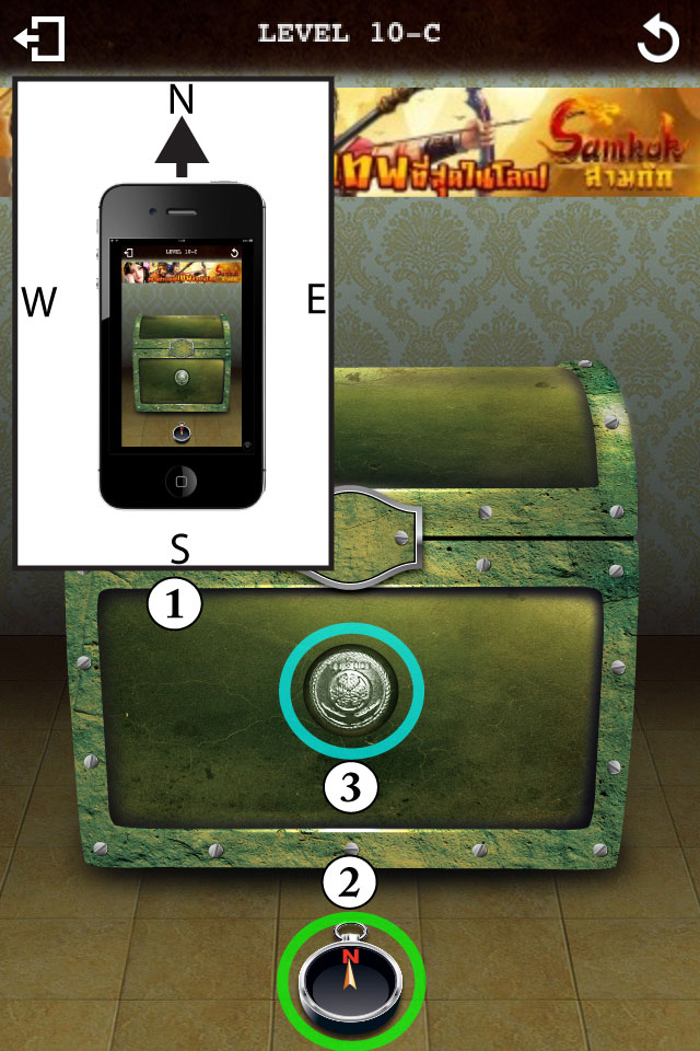 Treasure Box 2 Level 10-C
