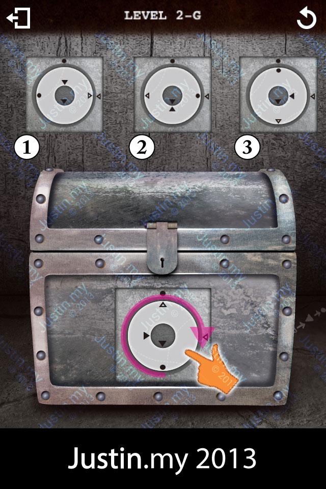 Treasure Box 2 Level 2-G