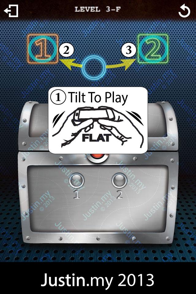 Treasure Box 2 Level 3-F