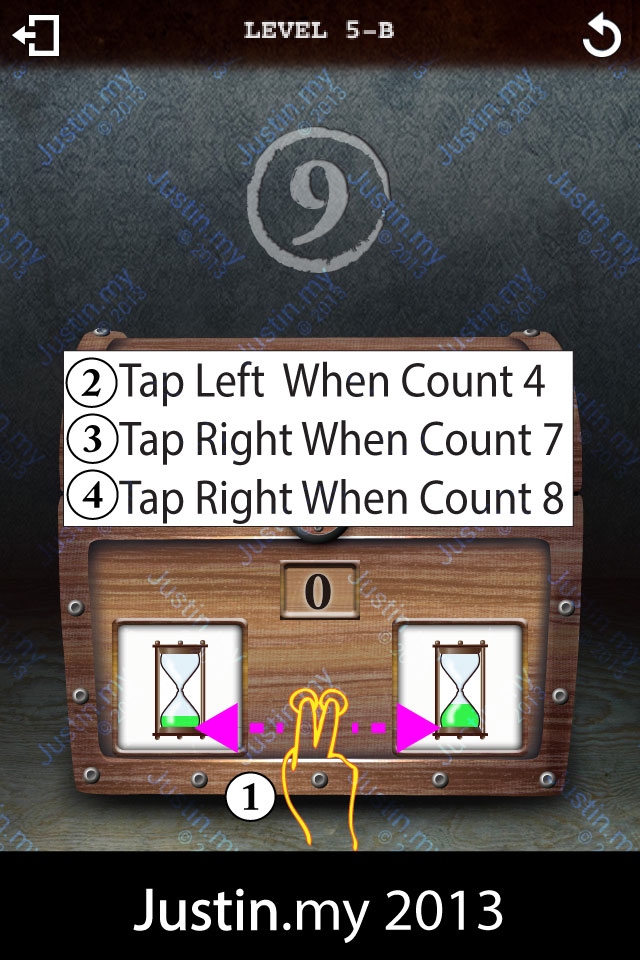 Treasure Box 2 Level 5-B