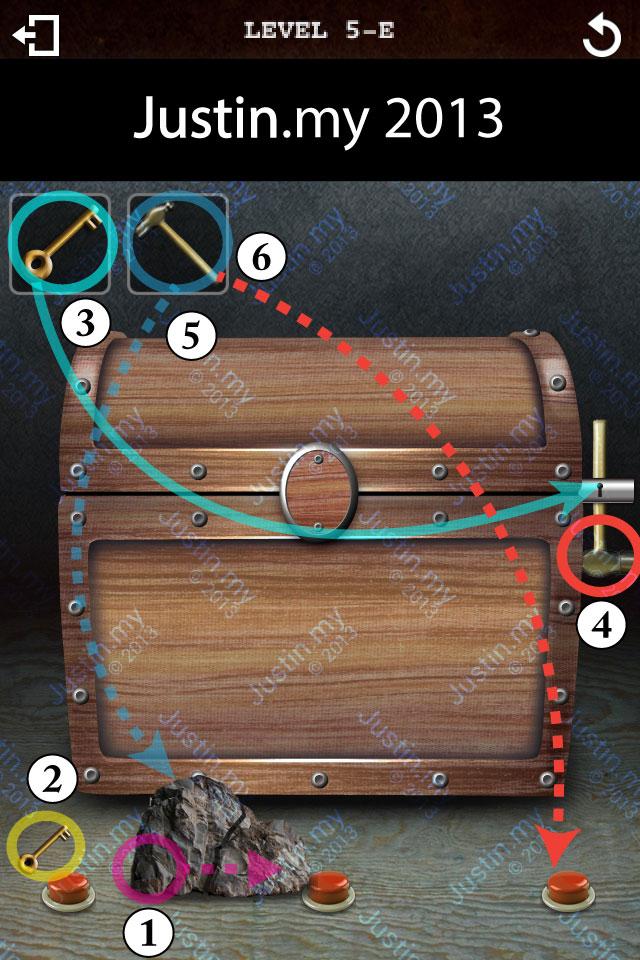 Treasure Box 2 Level 5-E
