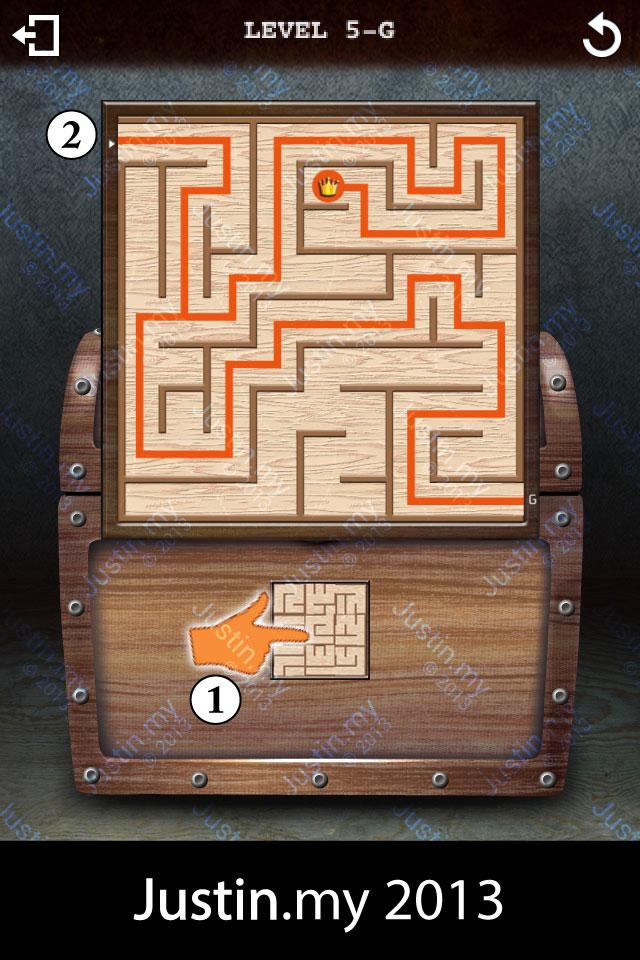 Treasure Box 2 Level 5-G