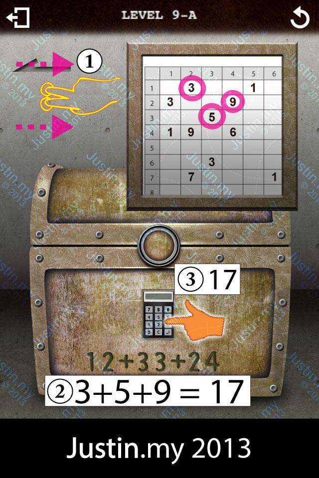 Treasure Box 2 Level 9-A